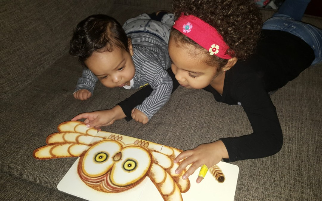 Speelgoed voor een baby van zes maanden #2 De kinderboeken hoek