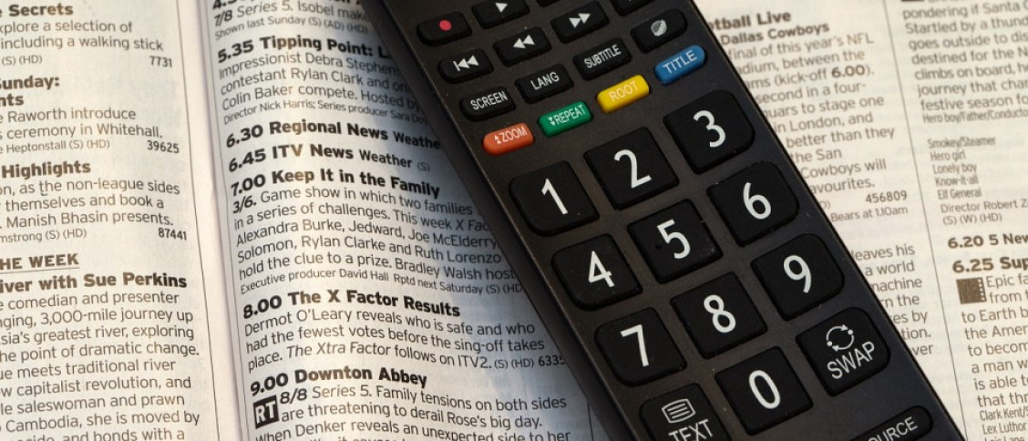 televisie programma's