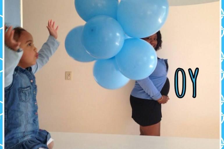 Zwangerschapsjurk Hema   Hoera het is een jongen