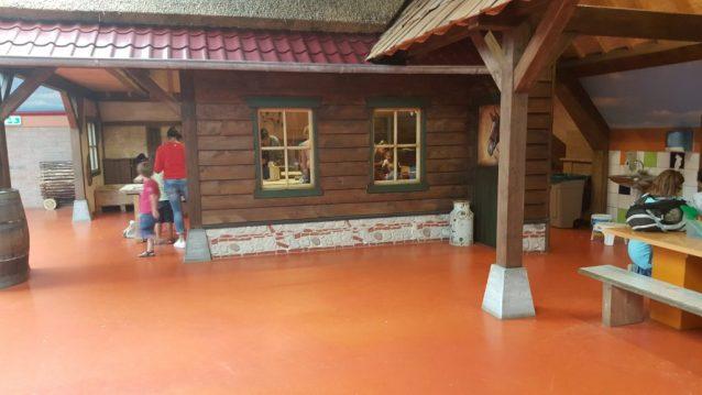 knutselzolder vanknutselzolder van speelboerderij Vossenberg