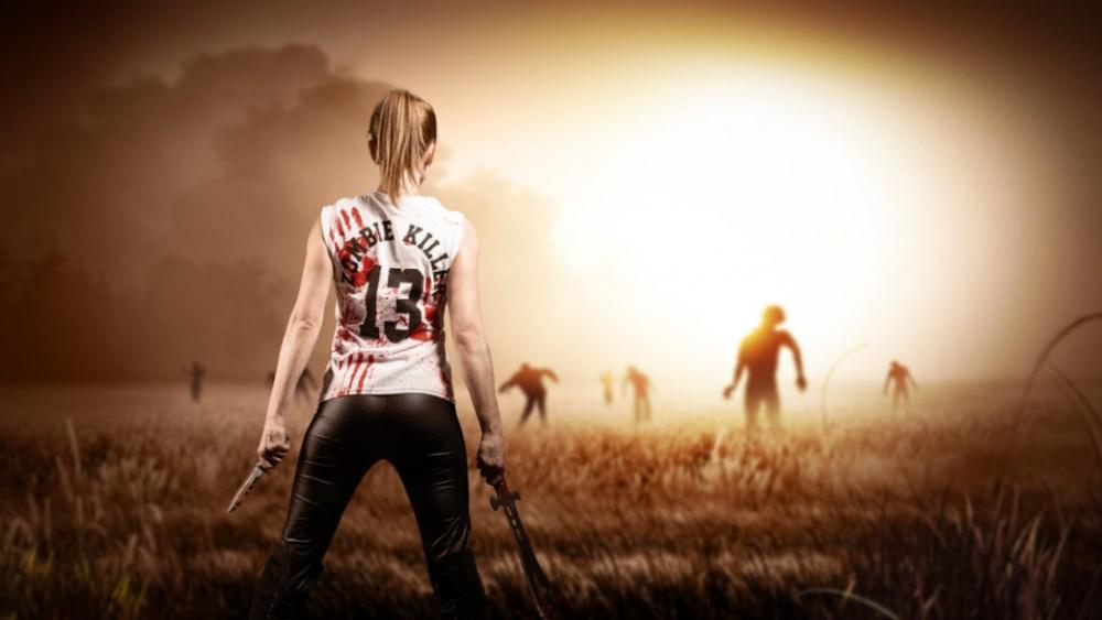 Deze keer ga ik voor zombies…
