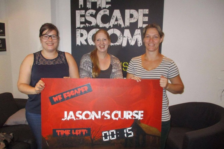 mama's escape escape room