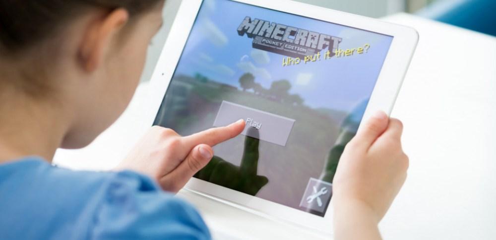 Minecraft spelen