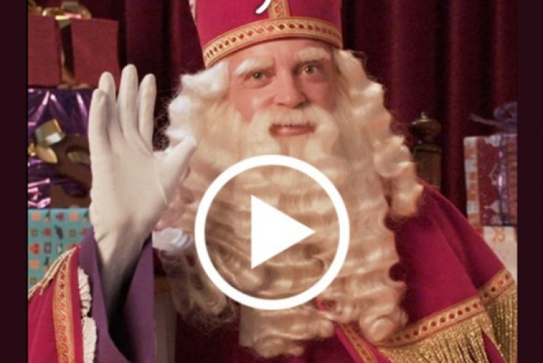 gratis video van sinterklaas