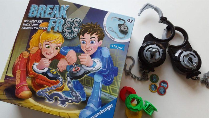 Break Free spel met handboeien