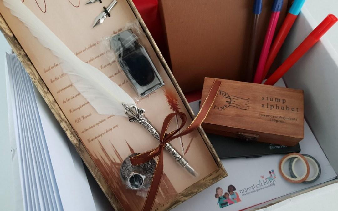 Echte post is zoveel leuker | World Letter Writing Day