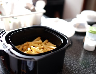 Gezonder snacken met airfryer