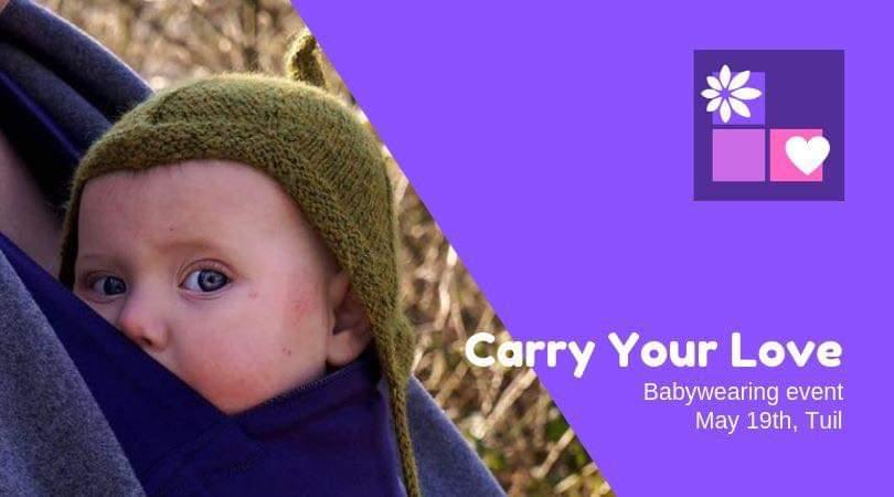 Carry Your Love; het draagevenement dat je niet wilt missen