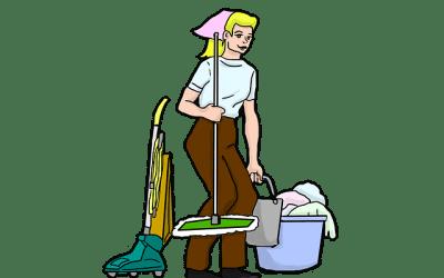Stofzuiger en dweil in de aanslag? Klaar voor de (voorjaars)schoonmaak in 1, 2, 3.