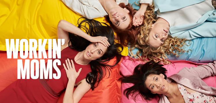 Is Netflixserie Workin' Moms een leuke serie voor moeders?