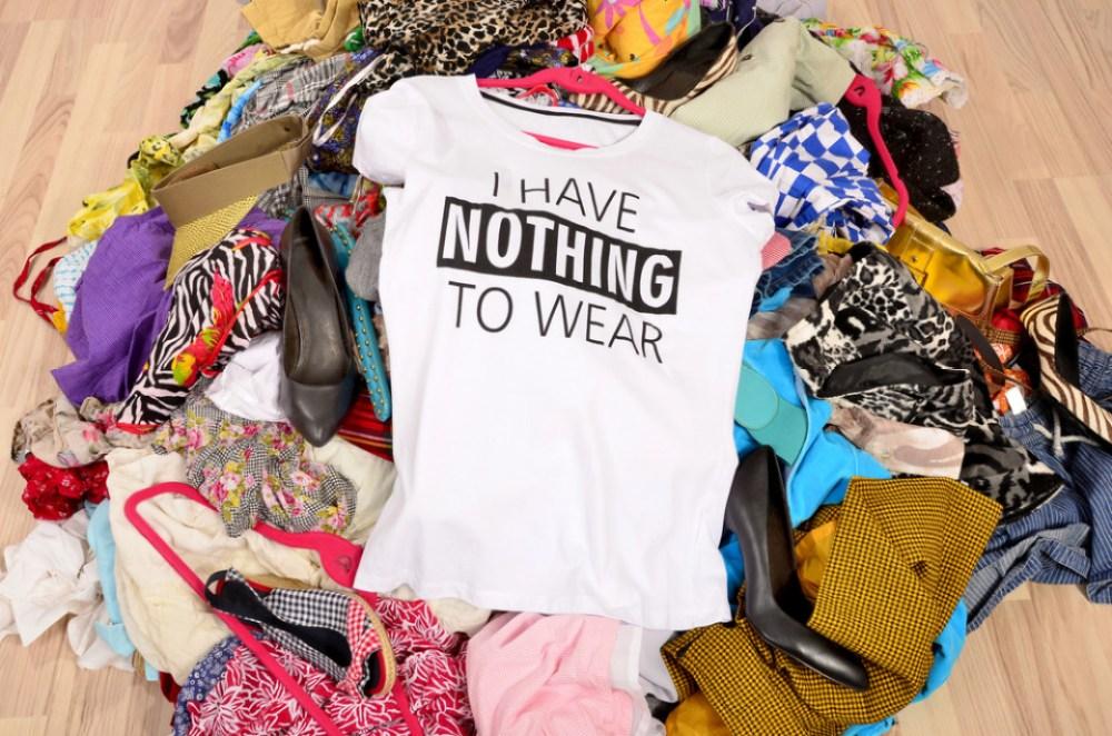Tijd besparen met het 5-piece french wardrobe