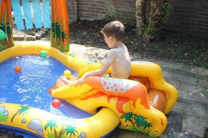 Spelen met water in de tuin of op je balkon