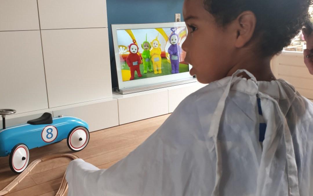 Kind bang voor de kapper? Een kapper aan huis is ideaal