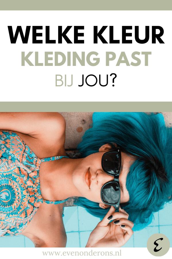 Heb je ook wel eens een kledingstuk aan gehaddie jou er minder goed uit liet zien? Dankzij deze tips trek jij nooit meer de verkeerde kleur kleding aan!