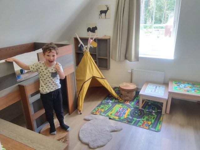 Nieuw: De kinderbungalow van Landal de Vers