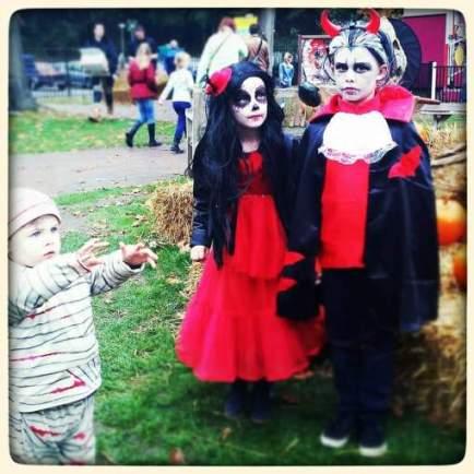 Zo creëer een gave Halloween outfit