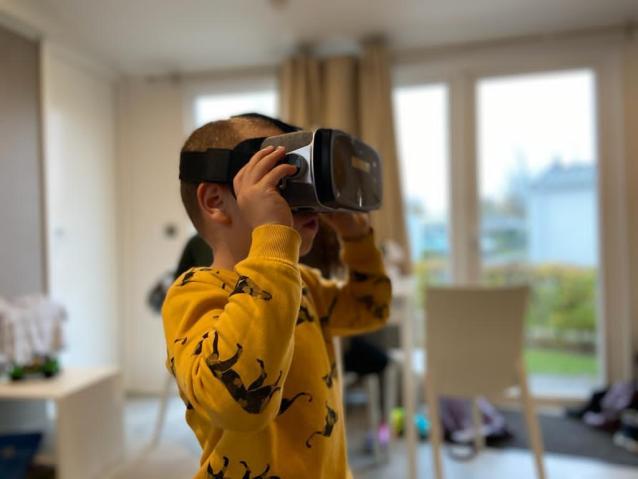 Review - Leer vreemde talen met de VR Bril Heromask