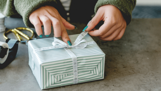 3 tips om cadeaus in te pakken