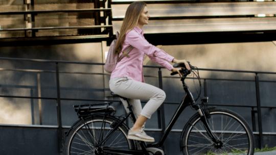 elektrische fiets mama
