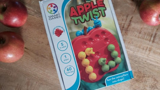 apple twist hoofdfoto