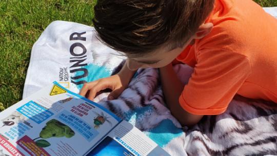 Heb jij een kleine Freek Vonk in huis? Een echte dierenliefhebber? National Geographic Junior is dan 100% het ideale tijdschrift voor jouw kinderen.