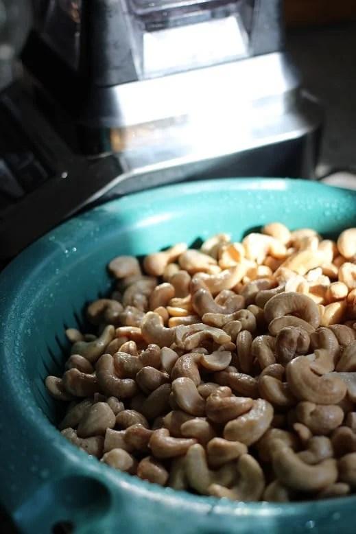 How to Make Cashew Cream and Cashew Milk