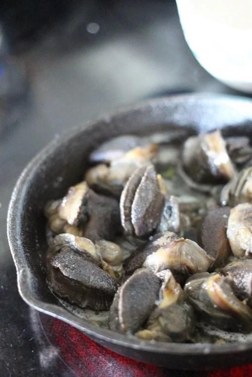 Garlic Parmesan Escargot Recipe
