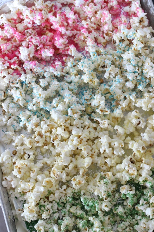 Vanilla Butter Popcorn Recipe