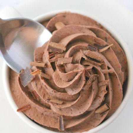 HOW DO YOU MAKE CHOCOLATE MOUSSE