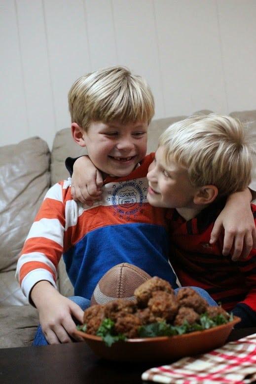 Smoky Chipotle Bacon Meatballs - Delicious Party Food!