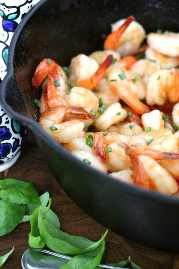 how to make honey garlic shrimp