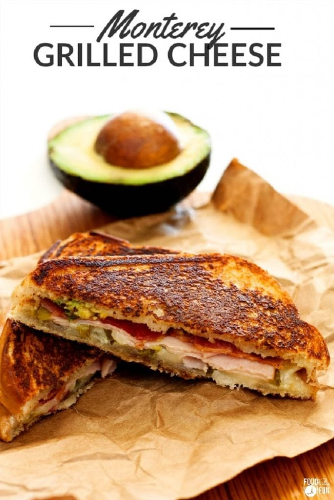 Monterey Grilled Cheese