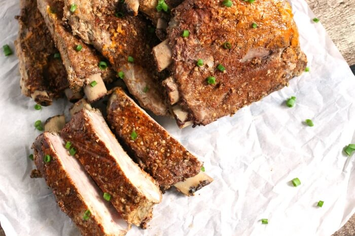 HOW TO COOK PORK RIBS IN OVEN