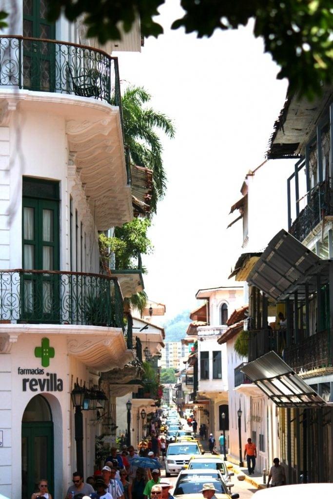 traffic in panama city panama