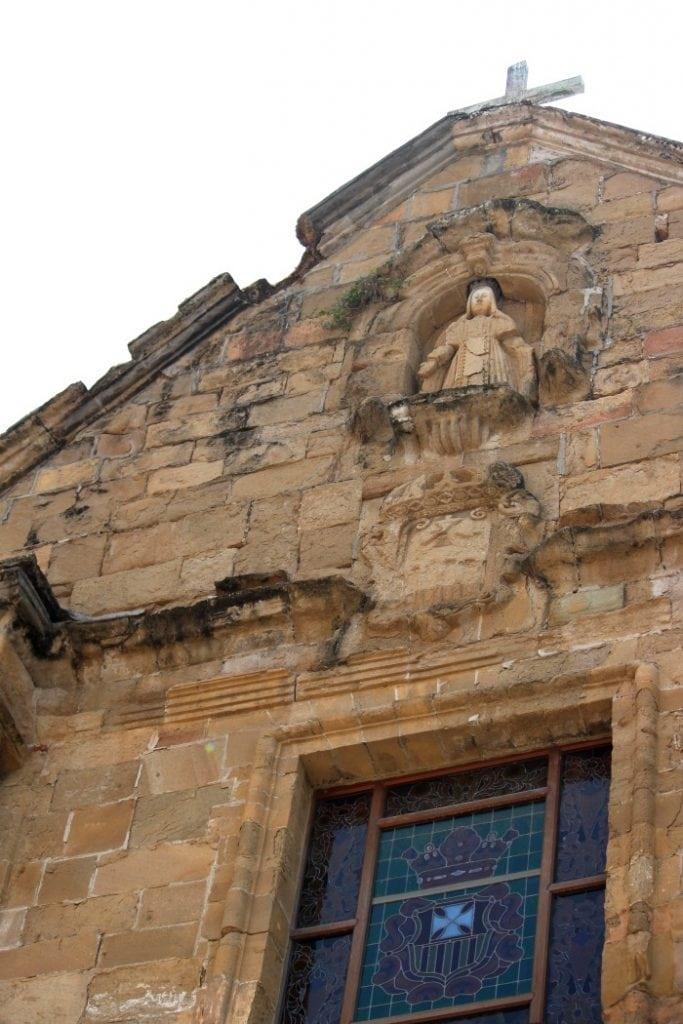 catholic church in old panama city