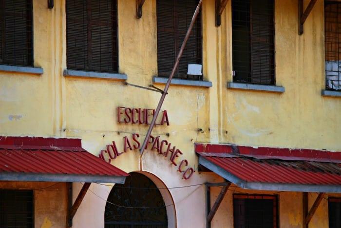 grammar school in panama city panama