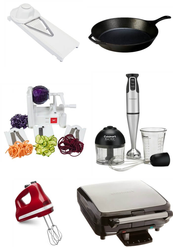 KITCHEN GIFTS FOR TWENTY FIVE TO SEVENTY FIVE DOLLARS
