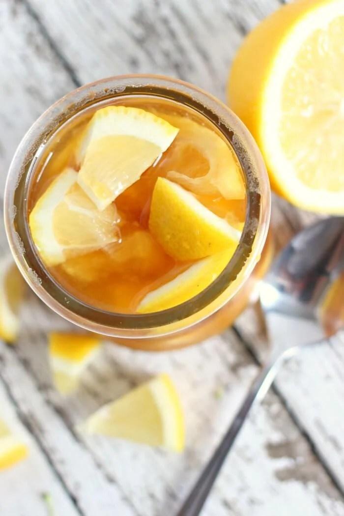 Honey Lemon Ginger Cough