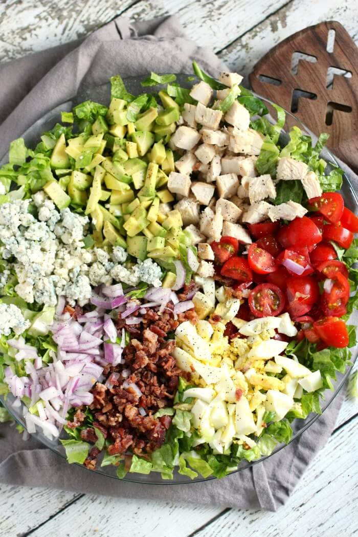 WHAT IS A COBB SALAD
