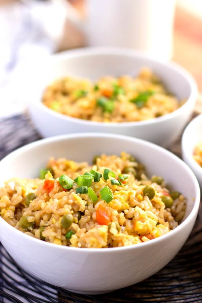 HOW TO MAKE FRIED RICE