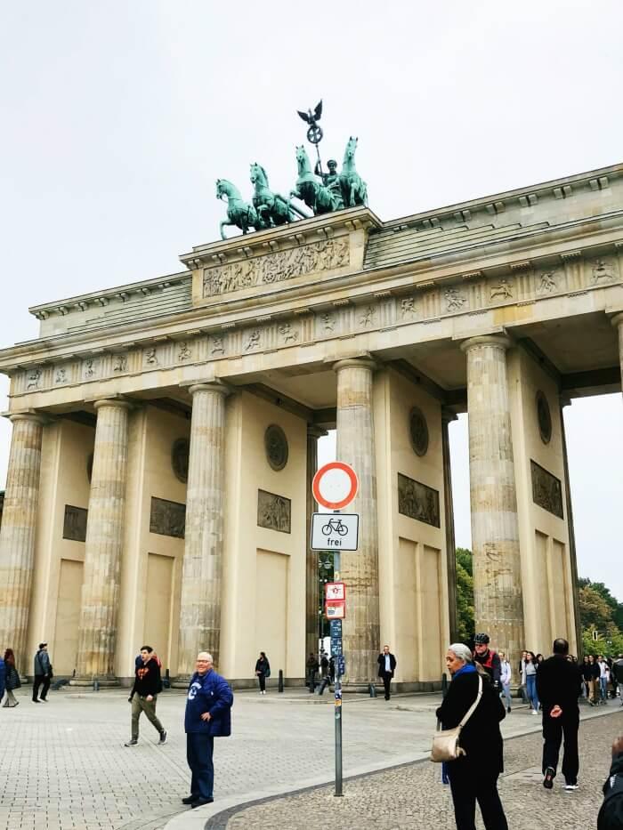 CITY GATES IN BERLIN