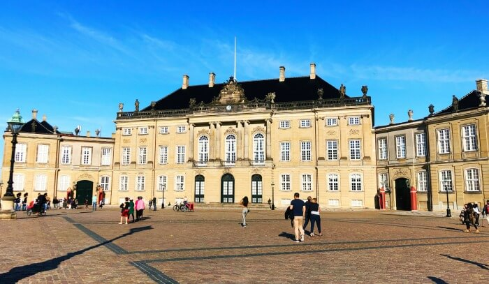 ROYAL RESIDECE COPENHAGEN
