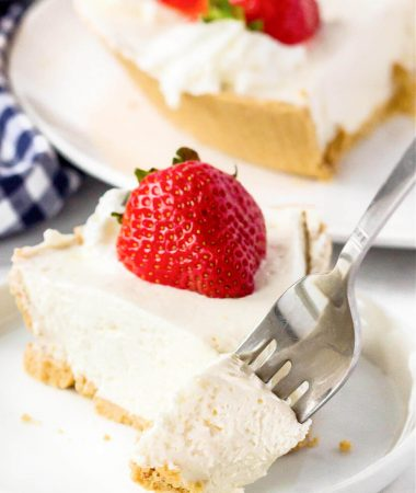 CHEESECAKE NO BAKE