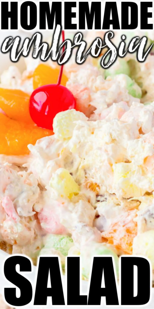 BEST AMBROSIA SALAD
