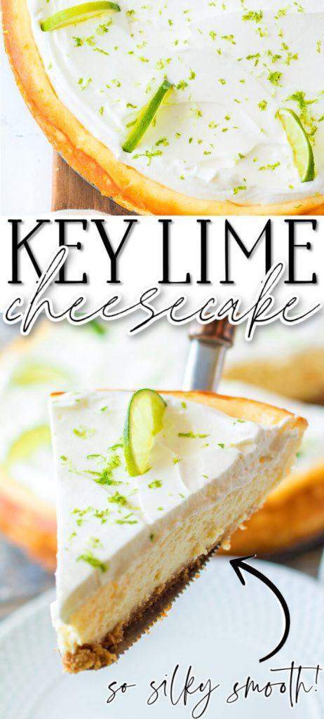 BEST KEY LIME CHEESECAKE RECIPE