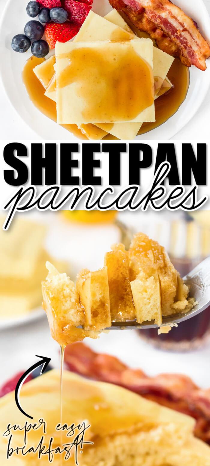 BEST SHEET PAN PANCAKES
