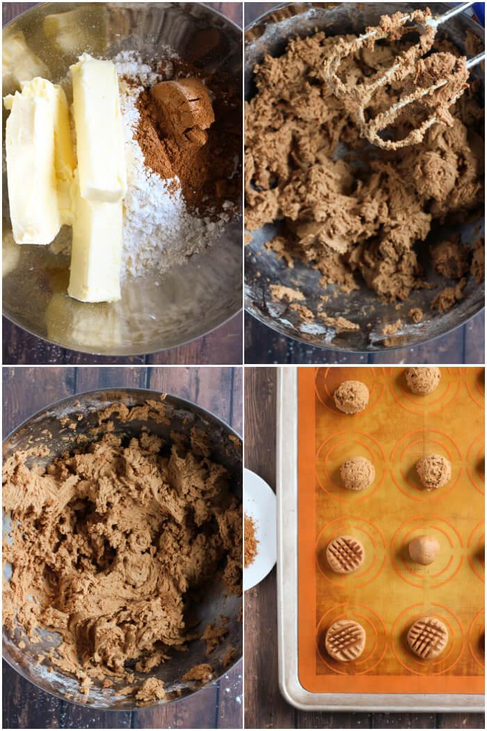 CHOCOLATE SHORTBREAD COOKIE INGREDIENTS