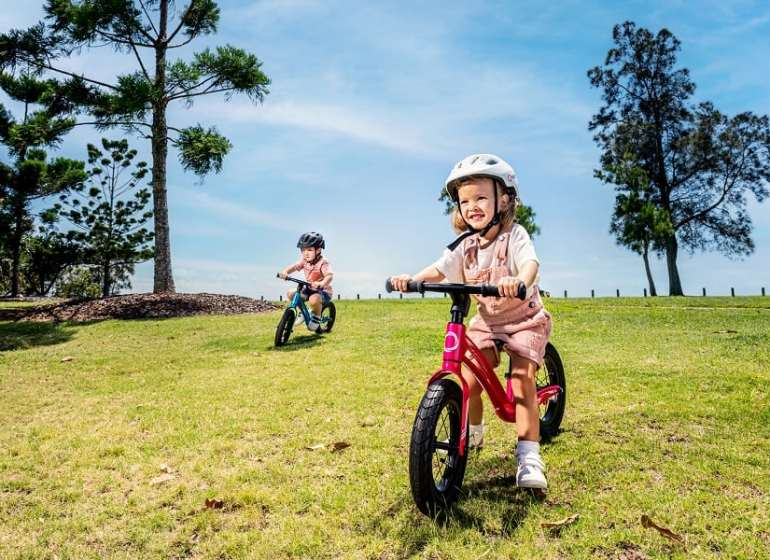 Outdoor Playtime for Toddlers