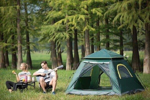 フォンテーヌの森キャンプ場の口コミ