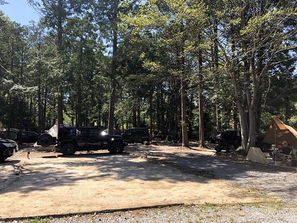 フォンテーヌの森キャンプ場ってどんなところ?